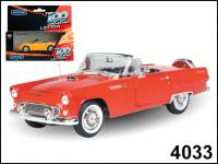 "Машина ""Ford Thunderbird 1956"" коллекция 1:43 (Автогранд)"