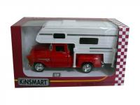 Маш.металл.1:32 инерц.1955 г. Chevy Stepside Pick-up в коробке